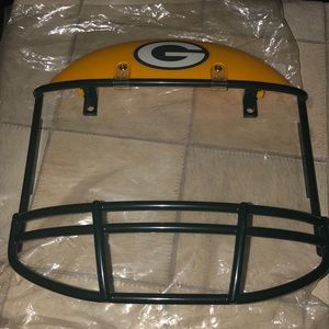 Green Bay Packers License Plate Cover